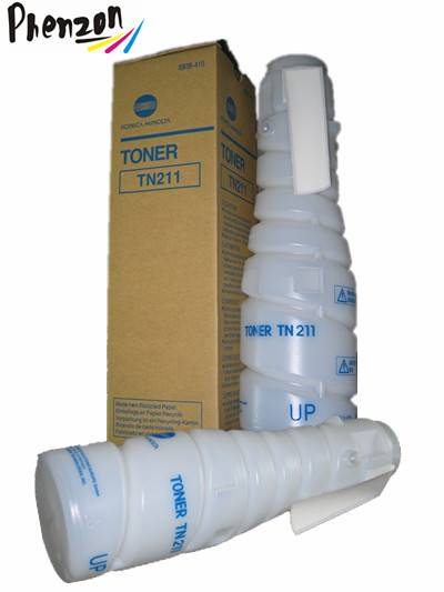 Compatible Konica Minolta Toner Cartridge TN211 for BIZHUB 250