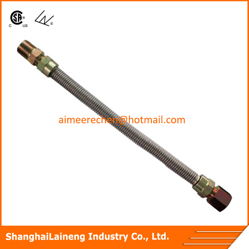 flexible natural ss gas hose