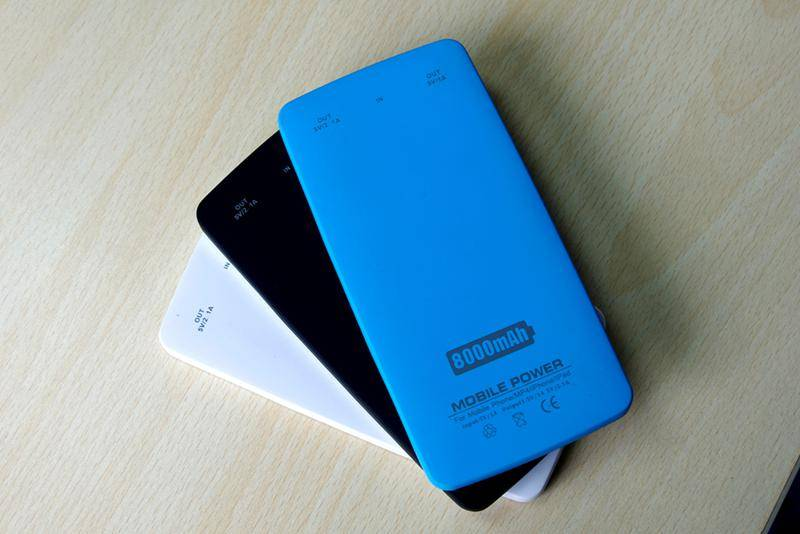 Manufacturer factory price best quality portable charger power bank