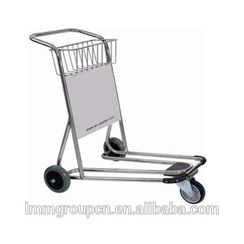 airport luggage trolley with brake price