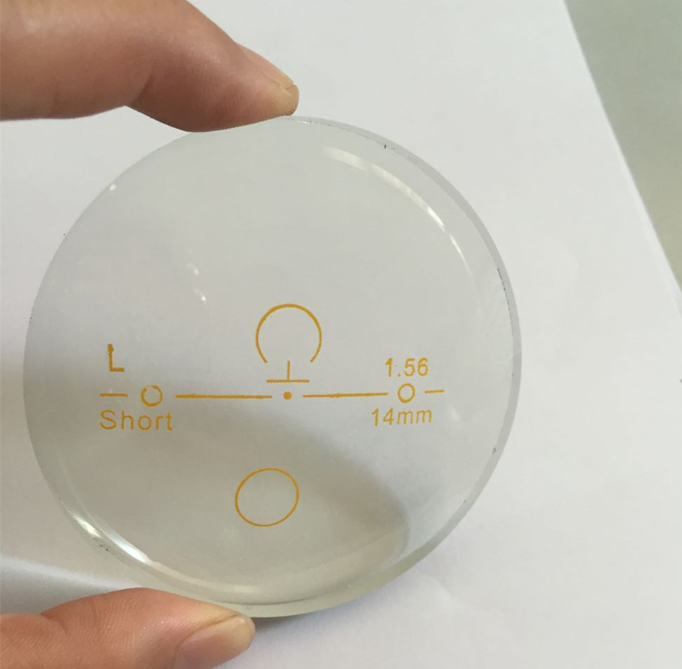 Optical lenses--1.56 Photo Progressive Lens