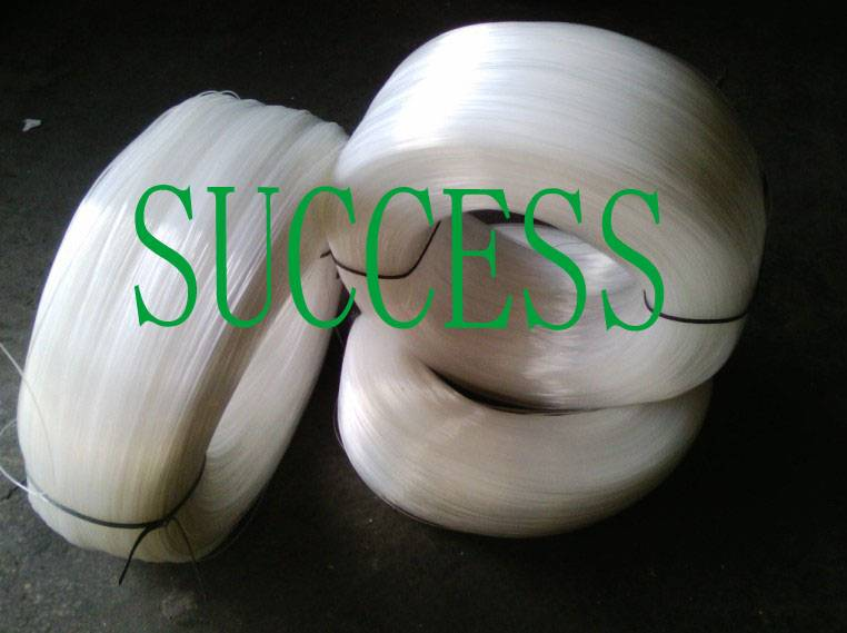 PLASTIC WIRE 1.1~1.2MM SILK FOR CLINCHING CLIPS