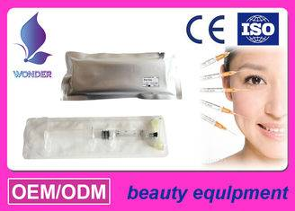 Wrinkle removing Hyaluronic Acid Dermal Filler injection for skin