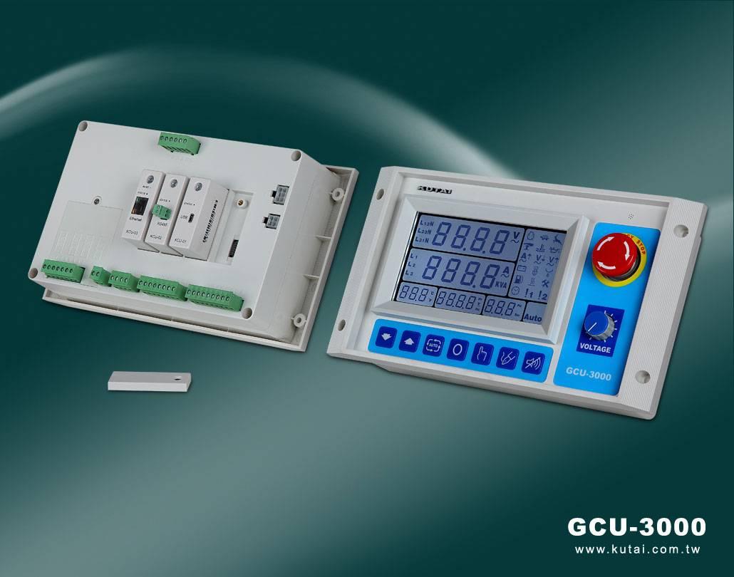 GCU-3000 Digital Genset Control Unit Generator Controller