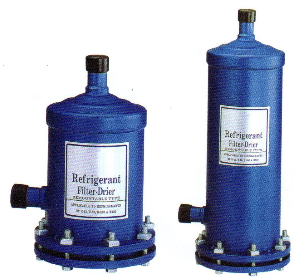 Replaceable Core Type Filter Drier