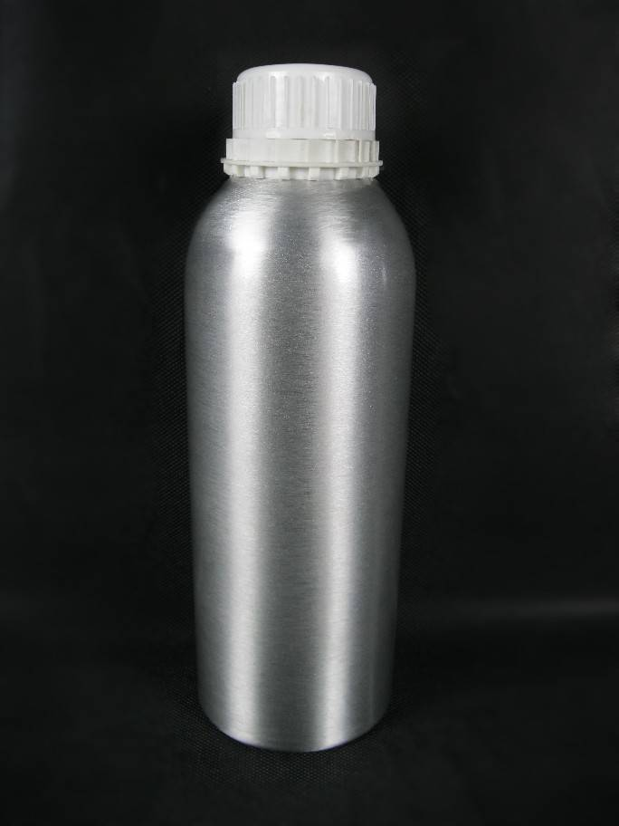 aluminum cosmetic chemical use bottles