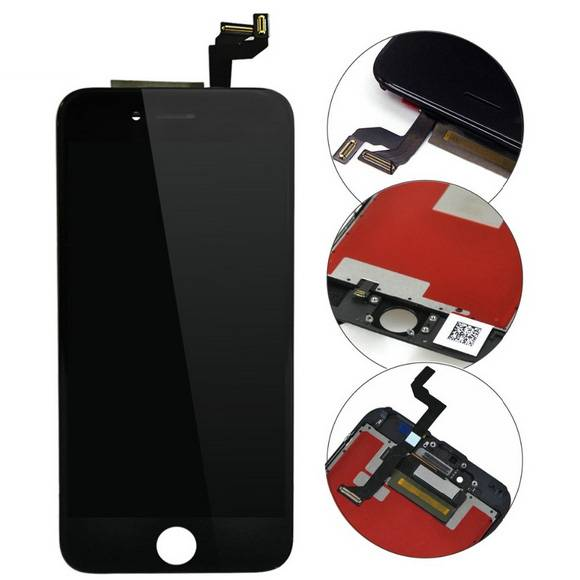 LCD display for iPhone 6 plus with factory price