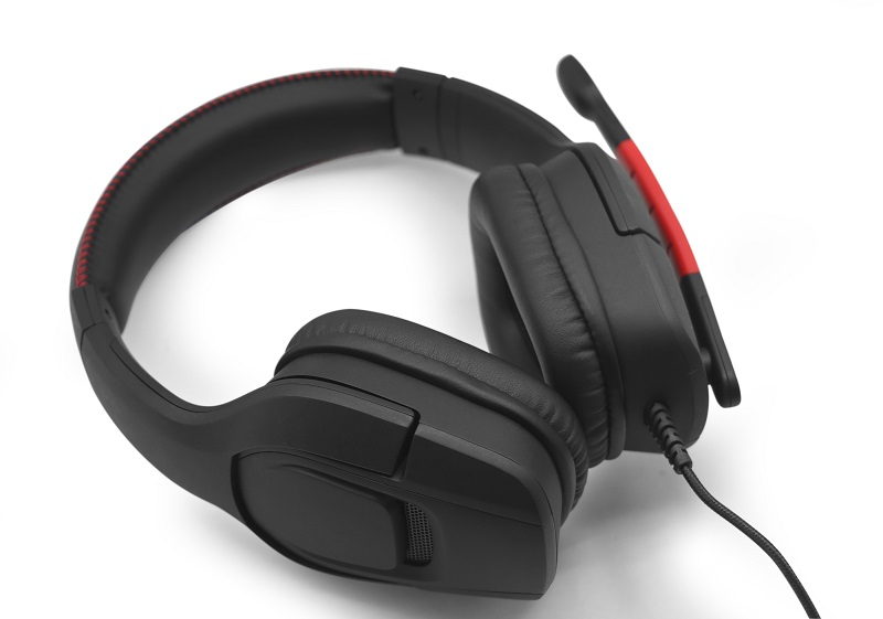 Direct Factory Gaming Headset Custom Wired Headphone with CE/FCC