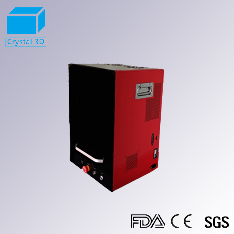 3D Laser Crystal Inside Engraving Machine Machine