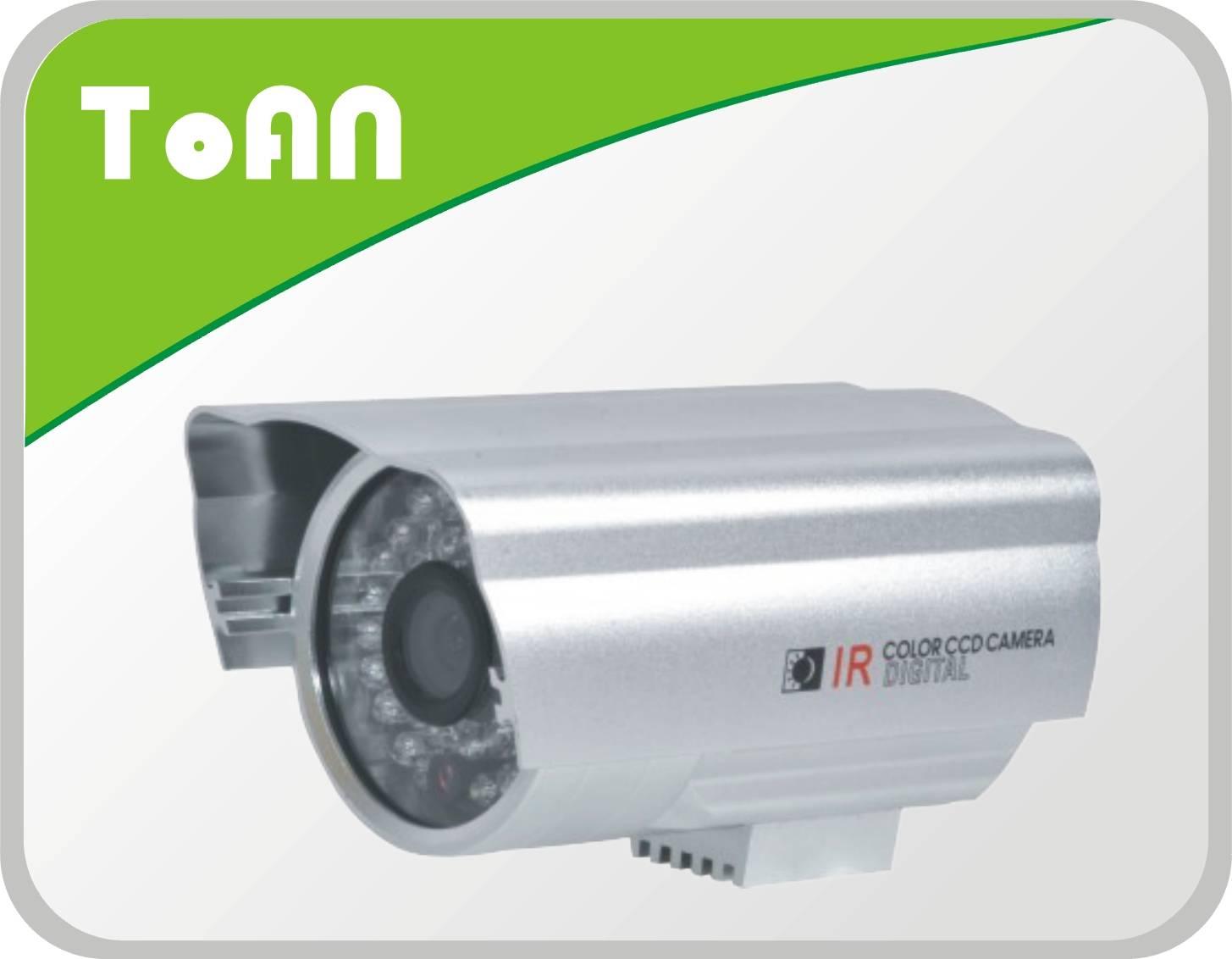 TOAN 72 pcs 5mm IR-LED ip66 Waterproof Camera waterproof ir50m ccd camera weatherproof camera