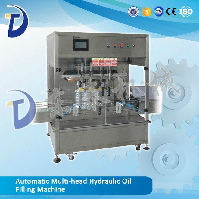 lube oil filling line, 5l lube oil filling machine, oil barrel packing