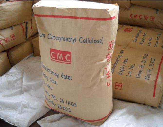 CMC (Sodium Carboxy Methyl Cellulose) Industrial Grade