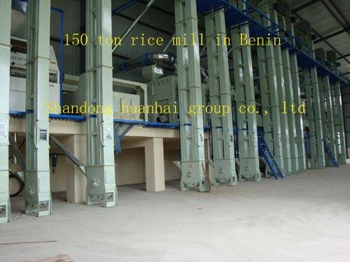 rice milling machinery 100TPD 200TPD 300TPD 400TPD