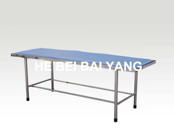 A-157 Stainless Steel Examination Bed