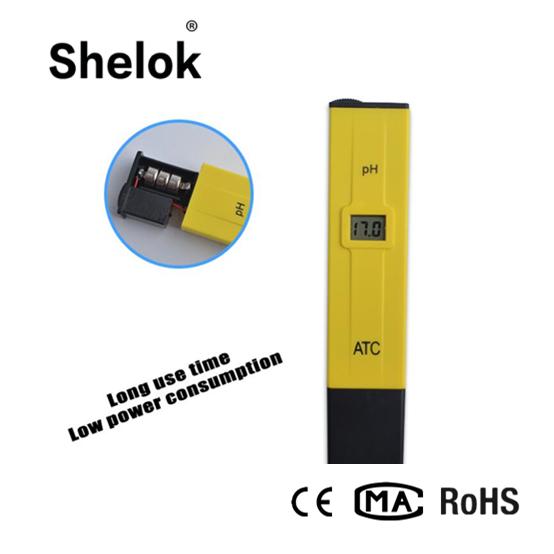 Portable Digital pen ph tester pocket PH meter