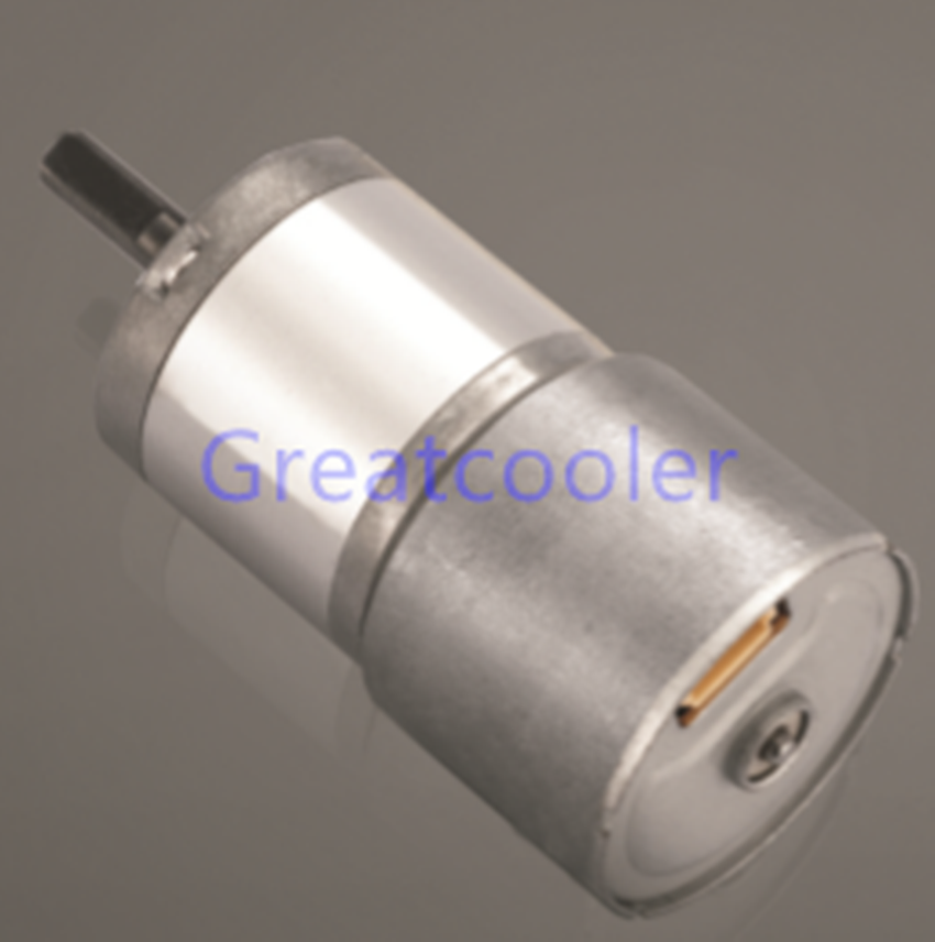 22mm Planetary gearbox + WBDM2419 Brushless DC Motor