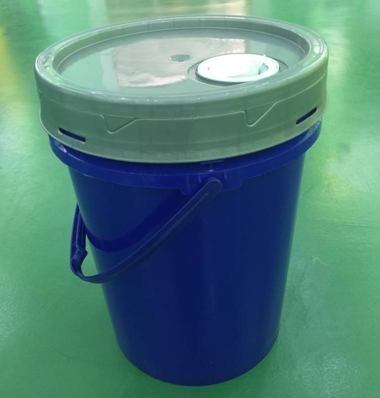 20liter 5gallon plastic bucket American style