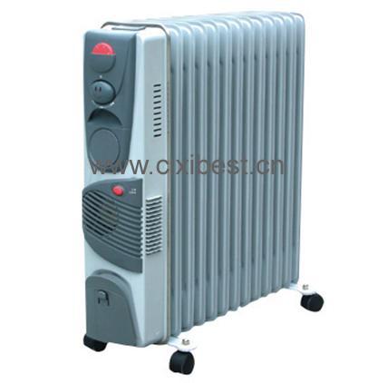 Electric Oil Filled Radiator/Oil Heater BO-1003F