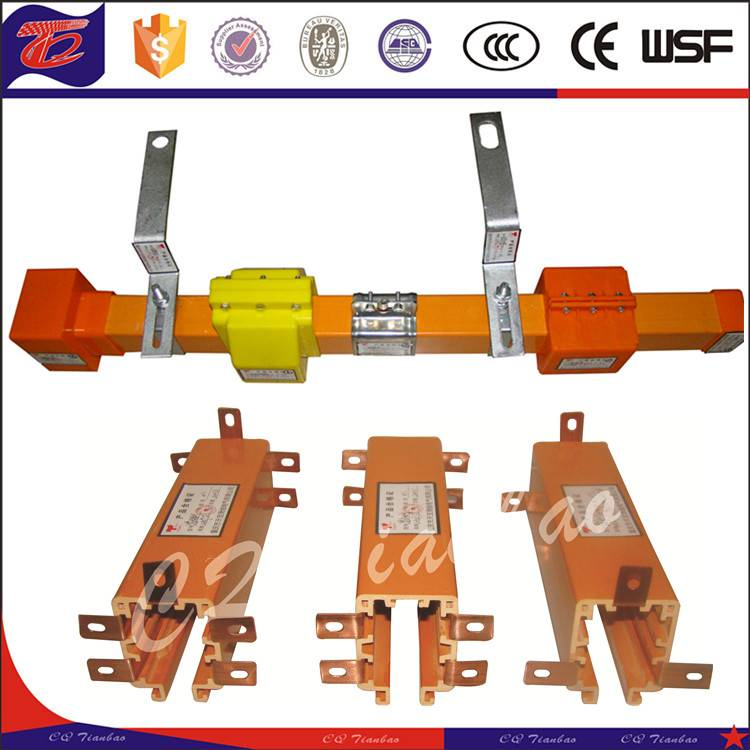 PVC Enclosed Conductor Rail Busbar