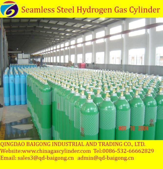 seamless steel gas cylinder,Oxygen cylinder