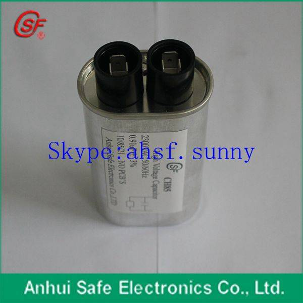 Microwave oven capacitor High voltage capacitor capacitor for microwave oven
