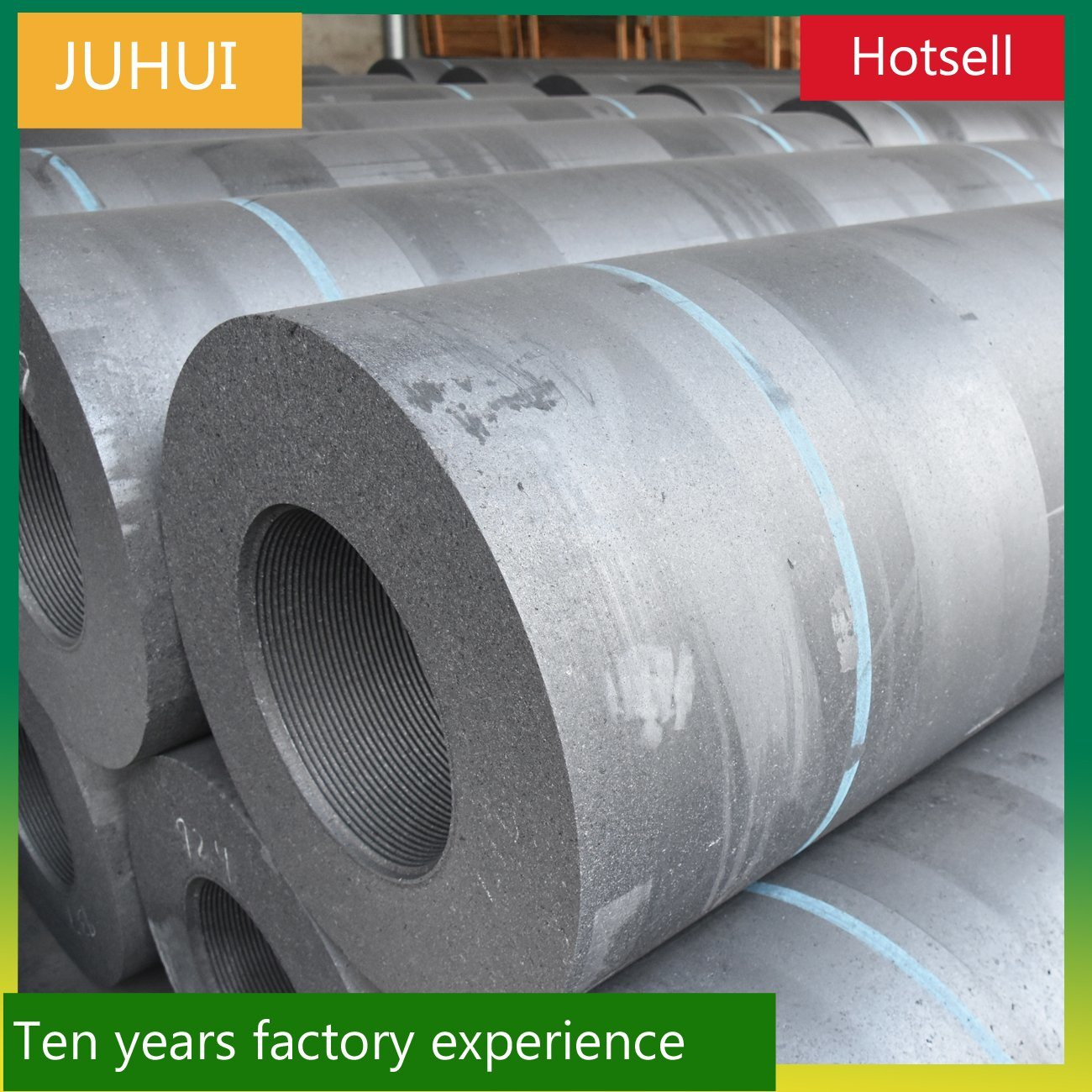 Graphite Electrode with Needle Coke, Nipple, Best Graphite Manufacturer