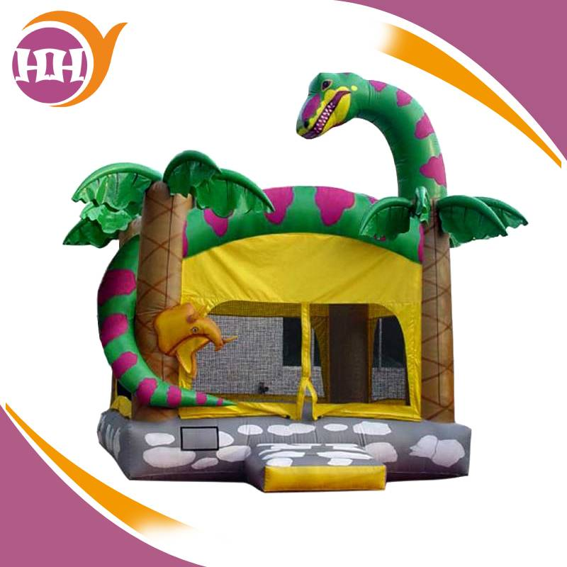 muliti color inflatable moonwalk on sale