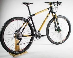 Boo RS-M Mountain Bike ( Bamboo Bisycle )