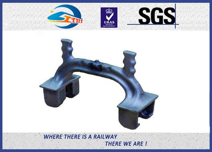 ZhongYue Forging Iron Railway Shoulder For Fixing Rail Fasteners