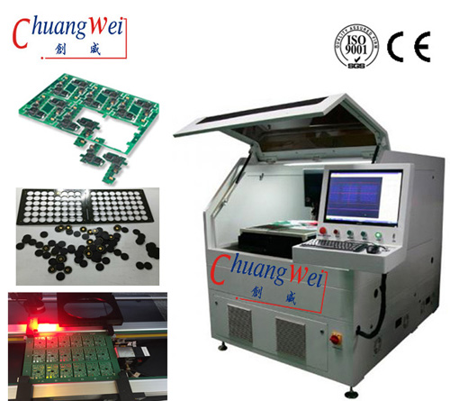 PCB Separator Machine-SMT Peripheral Equipments,CWVC-5S
