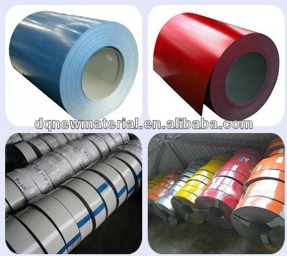 prepainted galvanized steel coil price