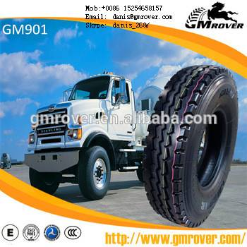 GM ROVER Various Good Quality TBR Bus Trailer/Dump Truck Tire (11R22.5, 315/80R22.5, 12.00R20, 385/6