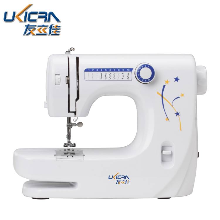 10 stiches domestic sewing machine