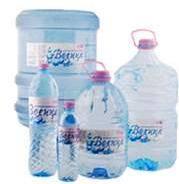 Bulgarian mineral water