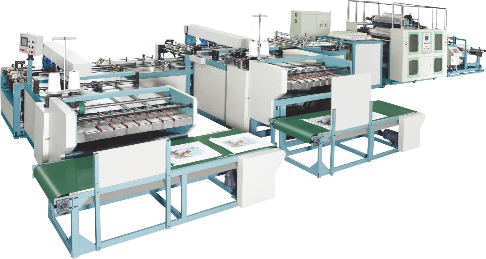CI Type Roll-to-Roll Flexo Printing Machine
