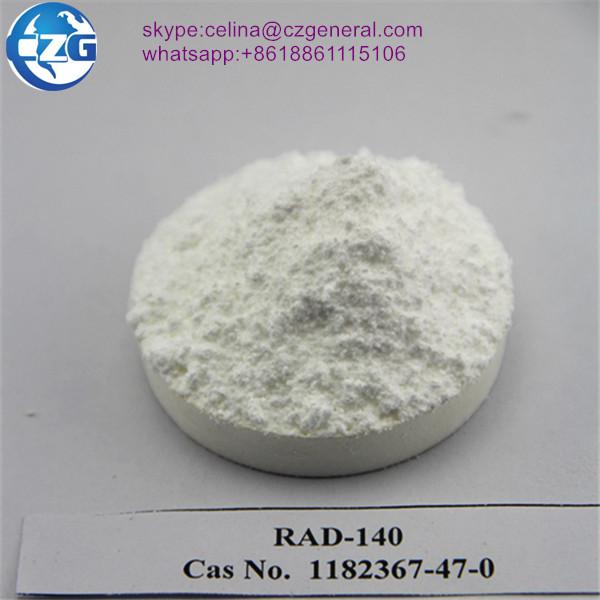 Anabolic Selective Sarms Rad 140 CAS 118237-47-0