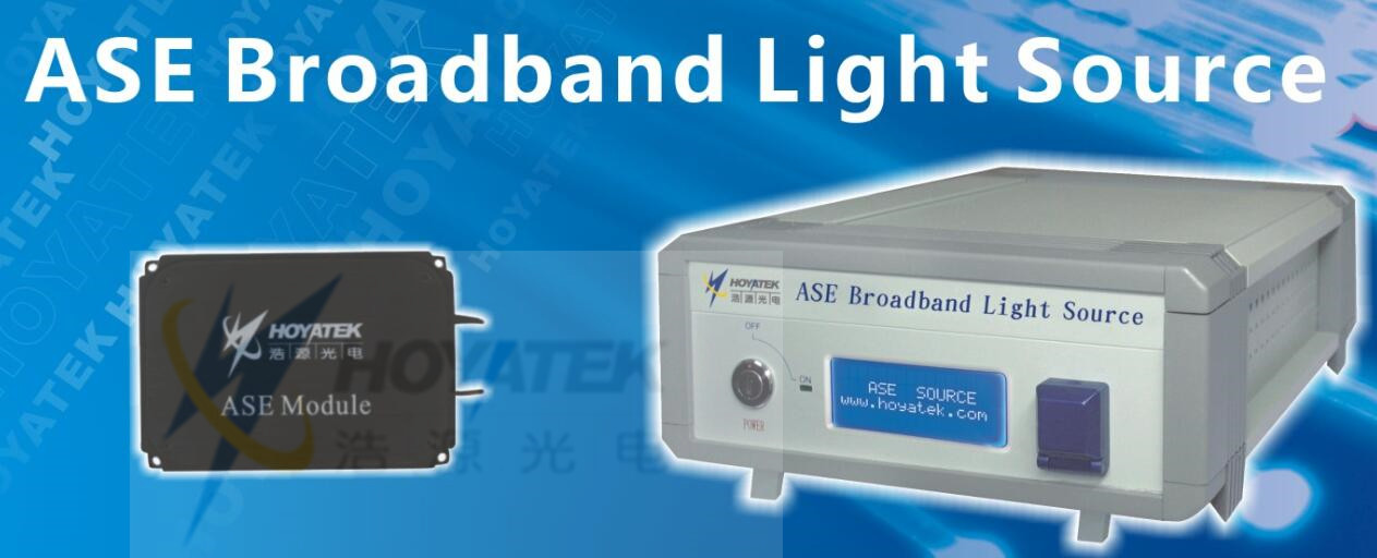ASE LIGHT SOURCE C+L 17dBm HY-ASE OEM