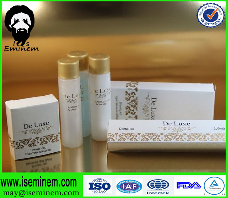 high quality disposable hotel amenities