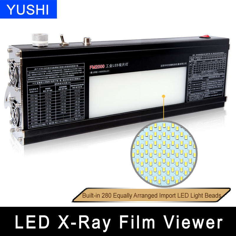 led lightbox led x ray view box industrial x ray film viewer