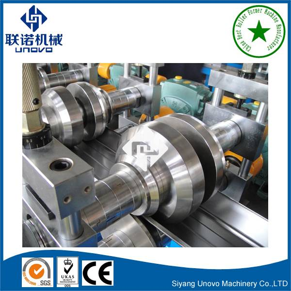 Chinese manufacturer ladder type cable tray roll forming machine