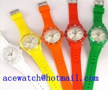 silicone watch silica gel wristwatches papa watches H