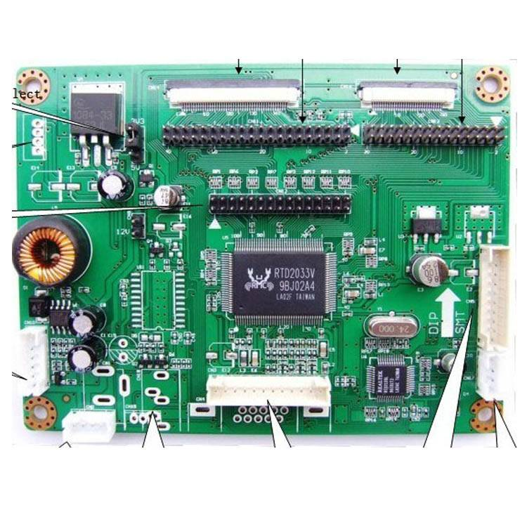 LM.R33.A TTL LCD/LED Controller Board