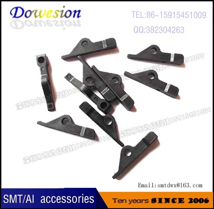 DWX KHJ-MC144-00 LEVER,TAPE GUIDE R YAMAHA SS FEEDER PARTS good source of materials