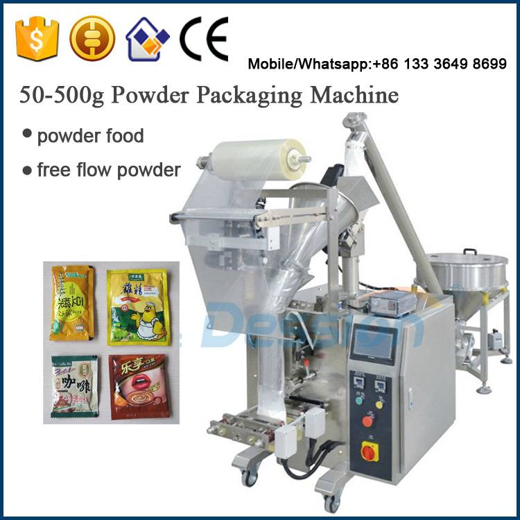 coffee and seasoning powder packaging machine