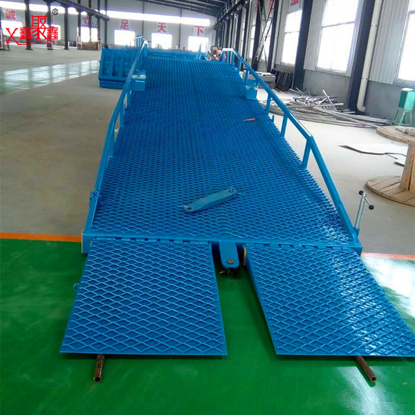 Warehouse truck ramps yard ramps for sale