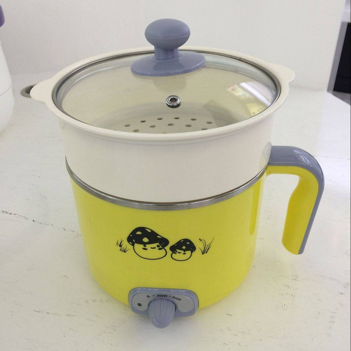 Model#ZMQ-C egg boiler noodle cooker mini cooker