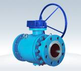 Cast Steel Trunnion ball valves