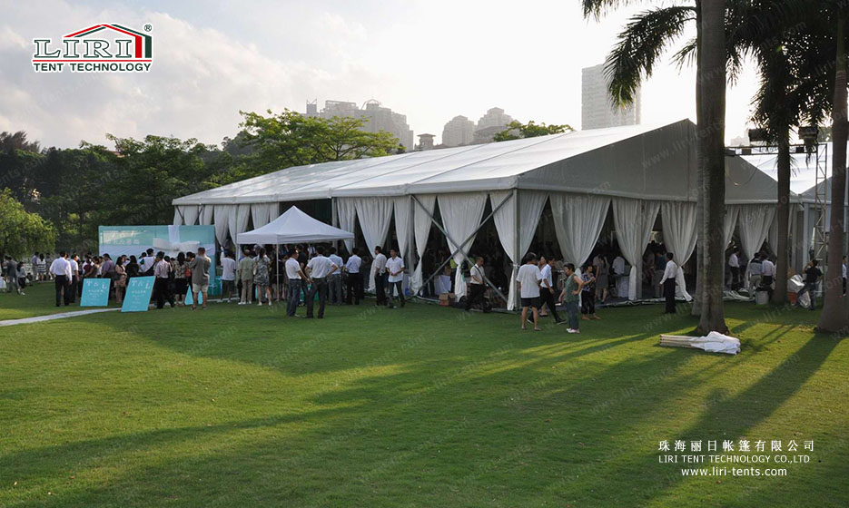 High Quality 20x50m Party Tent Luxury Beach Tent