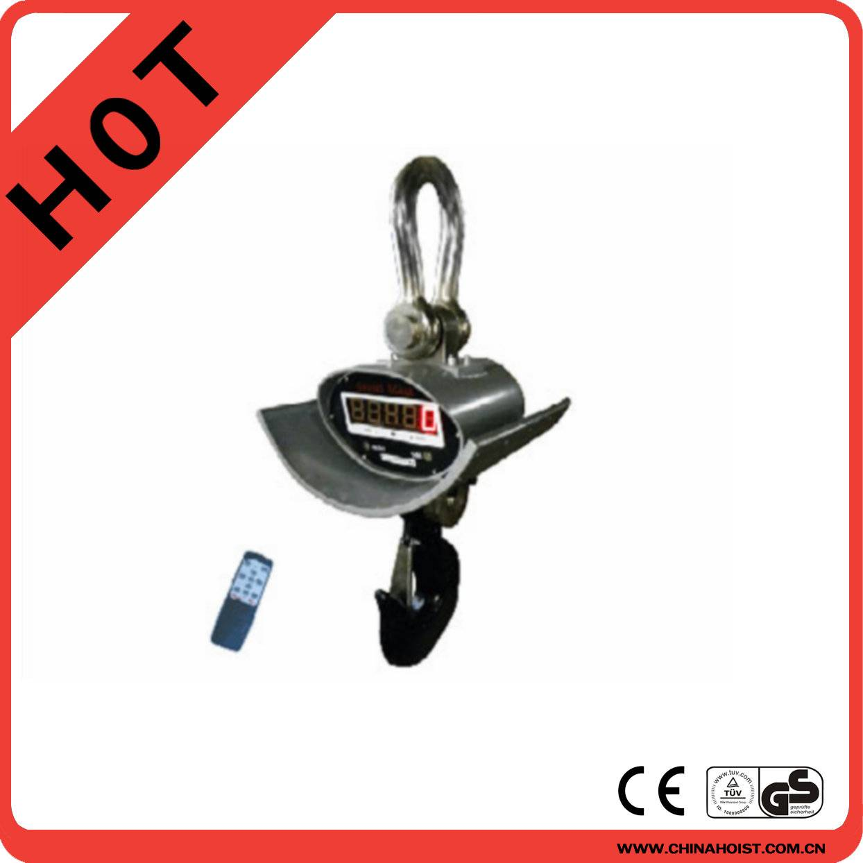 OCS-SZH Heavy proof high-temperature crane scale
