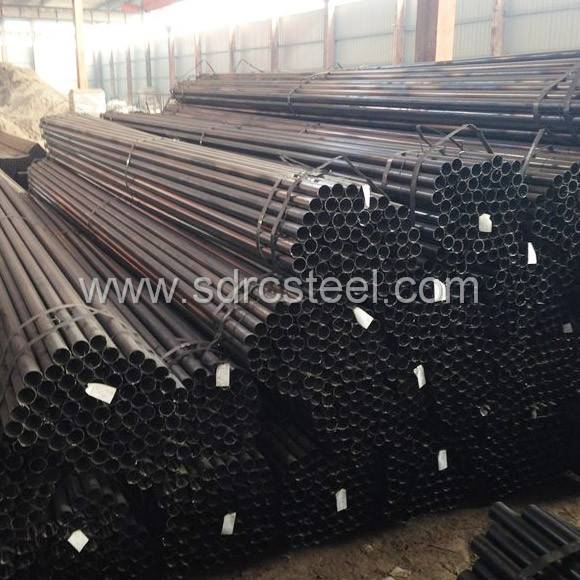 Carbon Q235 Round Steel Pipe